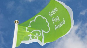 Town Park receives prestigious Green Flag award