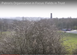 Telford Town Park stars in a new video